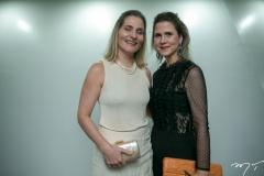 Alessandra Moura e Camille Cidrão
