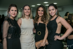 Camille Cidrão, Alessandra Moura, Eveline Fujita e Marcella Cidrão