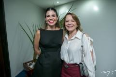 Carol Bezerra e Angela Cunha