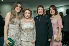Lara Pequeno, Helena Cidrão, Regina Fujita e Marilene Bezerra