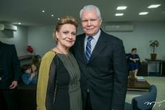 Letícia e Eugênio Pequeno