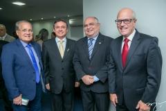 Paulo Melo, José Porto, Ricardo Santiago e Vitor Ciasca