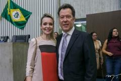 Rebeca e Carlos Fujita