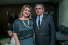 Socorro e Dr. Queiroz