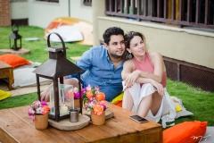 José Neto e Aline Rios