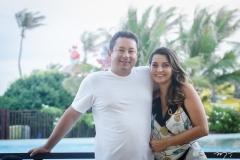Miltinho e Márcia Travessoni