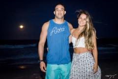 Rafael Teófilo e Talita Travessoni