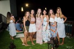 Taina Pontes, Lígia Diogenes, Cibele Figueiredo, Lara Travessoni, Keyve Nogueira e Beatriz Lelis