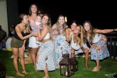 Taina Pontes, Lígia Diogenes, Melissa Figueiredo, Talita Travessoni,Cibele Figueiredo, Lara Travessoni, Beatriz Lelis e Keyve Nogueira