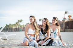 Talita, Márcia e Lara Travessoni