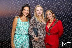 Ana Virginia Martins, Sandra Fujita e Imaculada Gordiano