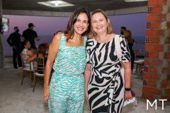 Ana Virginia Martins e Renata Santiago