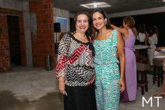 Lia Freire e Ana Virginia Martins
