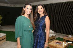Camila Moreira e Carla Leobino