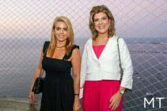 Leticia Studart e Carla Sofia Pereira