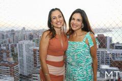 Luciana Frota e Ana Virginia Martins