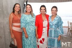 Luiciana Frota, Luciana Colares, Márcia Travessoni e Niedja Bezerra