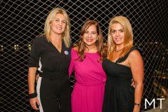 Monique Gurgel, Martinha Assunção e Leticia Studart