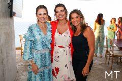 Niedja-Bezerra, Márcia Travessoni e Vanessa Queirós