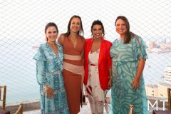 Niedja Bezerra, Luciana Frota, Márcia Travessoni e Luciana Colares
