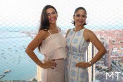 Viviane Barbosa e Manoela Ponte