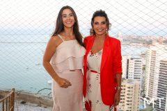 Viviane Barbosa e Márcia Travessoni