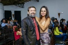 Élcio Batista e Luciana Sousa