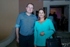 Marcos Holanda e Lina Sena