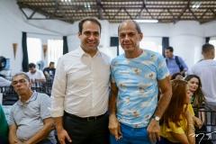 Salmito Filho e Mano Alencar