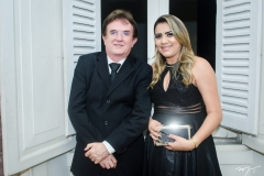 Antônio e Lenny Miranda