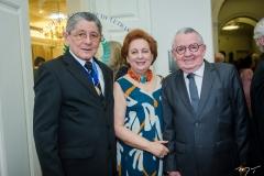 José Batista de Lima, Ada Pimentel e Henry Campos