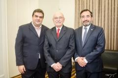 Carlos Airton Gomes, Acelino Pontes e Jardson Cruz
