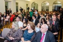 Tales de Sá Cavalcante toma posse na ACL