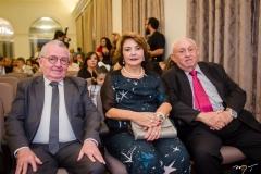 Henry Campos, Ilda e Tarquínio Prisco
