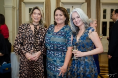 Jaqueline de Sá Cavalcante, Andrea Menescal e Marília Lovatel