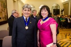 José Augusto Bezerra e Angela Gutiérrez