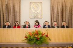 Neuzemar Gomes, Nailde Nogueira, Inácio Arruda, Angela Gutiérrez, Roberto Cláudio, Henry Campos e Seridião Montenegro
