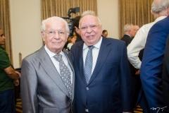 Paulo Roberto Pinto e Neuzemar Gomes