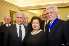 Ricardo e Edyr Rolim e Tales de Sá Cavalcante