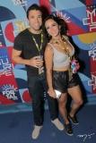 Caio Moreira e Nádia Costa
