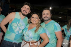 Rodrigo Rodrigues, Alessandra Monteiro e Ricardo Beserra