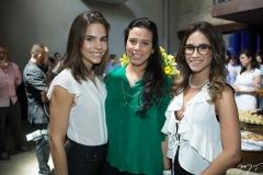 Alice Diniz, Rebeca Parente e Carolina Bichucher