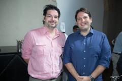 André Pires e Daniel Simões