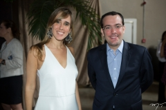 Denise Montenegro e Ivo Machado
