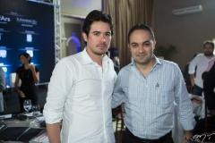 Ivens Neto e Felipe Gurgel