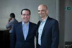 Ivo Machado e Ian Correa