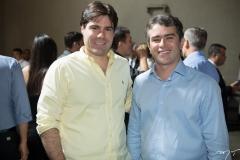 Raphael Boris e Ronaldo Barbosa