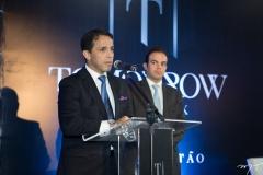 Raul Amaral e Drauzio Barros Leal