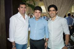 Roger Aguiar, Marcelo Braga e Kauque Aguiar