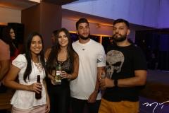 Carina Lustosa, Lorena Melo, Lucas Ferreira e Patrick Sales